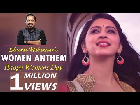 Women Anthem song by Shankar mahadevan l Tak l madovermovies l Women anthem = National anthem