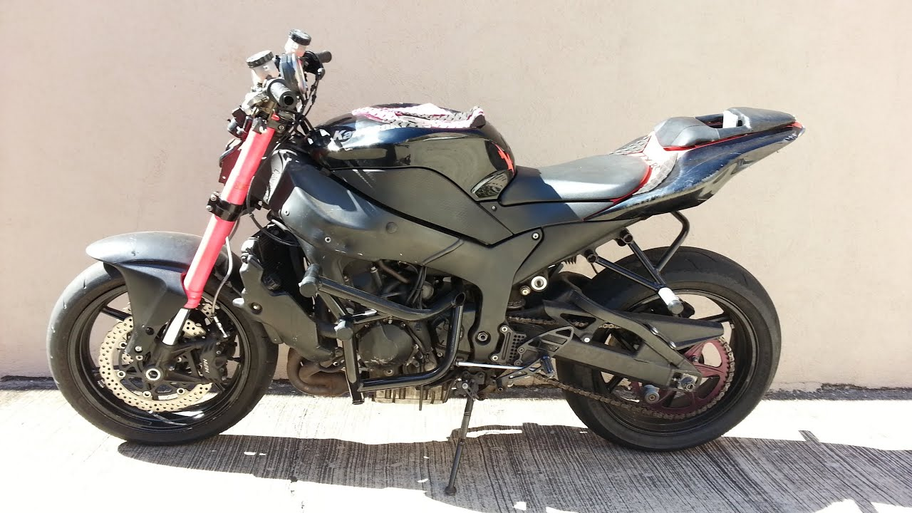 Kawasaki  Stunt Bike For Sale