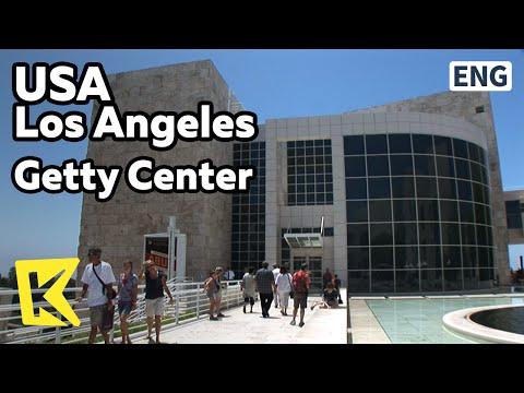 【K】USA Travel-Los Angeles[미국 여행-로스앤젤레스]세계 최대 미술관, 게티센터/Getty Center/Museum/Monorail