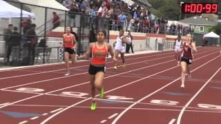 2015 Track - Rio Hondo League Finals (Varsity Girls 400)