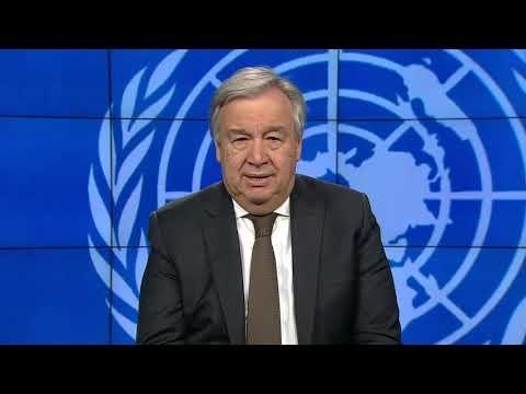 World Radio Day 2019 Message: UN Secretary-General António Guterres
