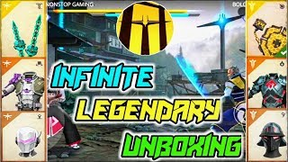 Shadow Fight 3 Chapter 7 Unboxing ^ 7X Legendary & 30X Epic Chests 🔥