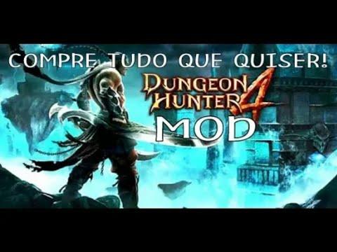 Dugeon Hunter 4 V2.0.1f APK MOD + OBB / GAMEPLAY + Download