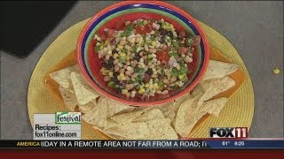 Cooking With Amy Texas Caviar