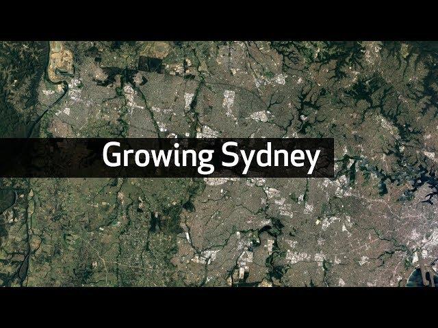 Growing Sydney