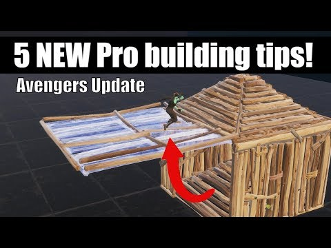 5 NEW Pro Building Tips and Drills In Fortnite Creative Mode! Staying Ahead of The Curve(Endgame)