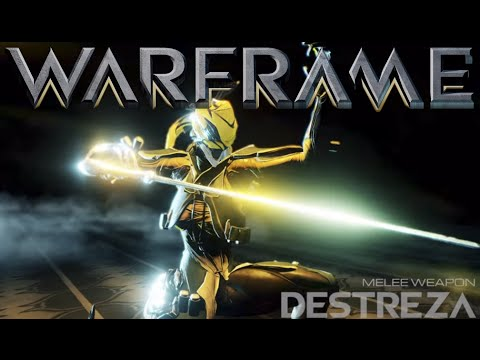 Warframe - Update 18.3: The Rapier (Destreza)