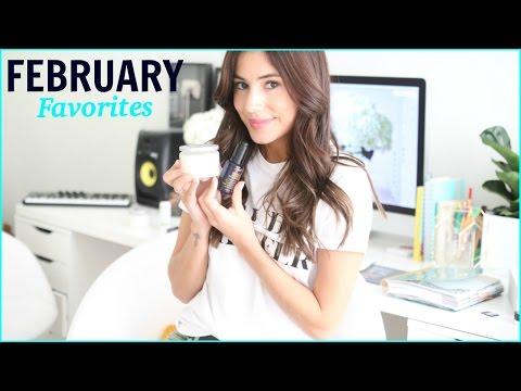 February Favorites 2016 | Mia Rose thumbnail