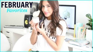 February Favorites 2016 | Mia Rose