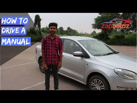 How To Drive A Manual Car | Stick Shift | ZapAutoz 2019