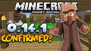 MCPE 0.14.1 Update?! - Realms in MCPE!! - Minecraft PE (Pocket Edition)