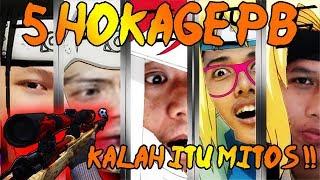 5 HOKAGE PB !! KITA PUR DULU BOSS BARU COMEBACK !! - POINT BLANK INDONESIA