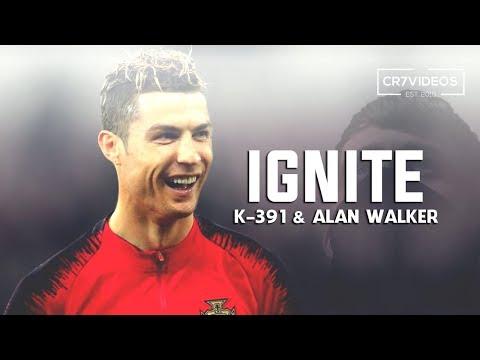 Cristiano Ronaldo 2018 ❯ K-391 & Alan Walker - Ignite | Crazy Skills & Goals | HD