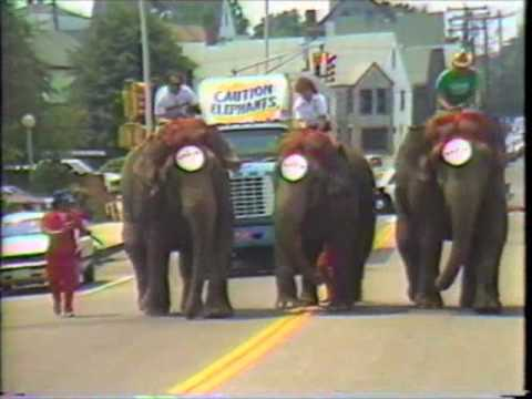 WHEB Pachyderm Preakness 1989