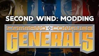 Second Wind: Modding Command & Conquer: Generals