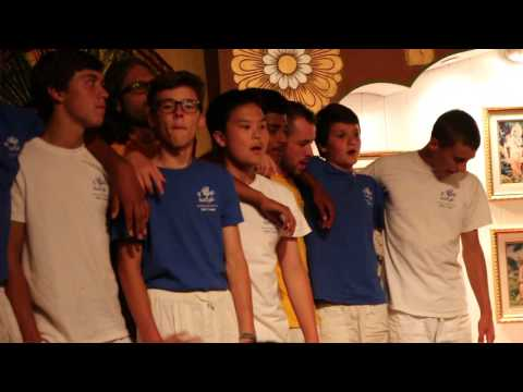 Kids Camp 2014 ending song - Stand by Me