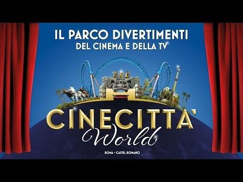 Cinecittà World - Il Parco divertimento del Cinema e della TV!