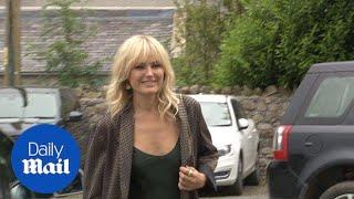 Holliwood stars arrive at Kit Harington and Rosie Leslie wedding