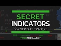 Secret Trading Indicators - how to use market relationships and correlation  for precision trading.