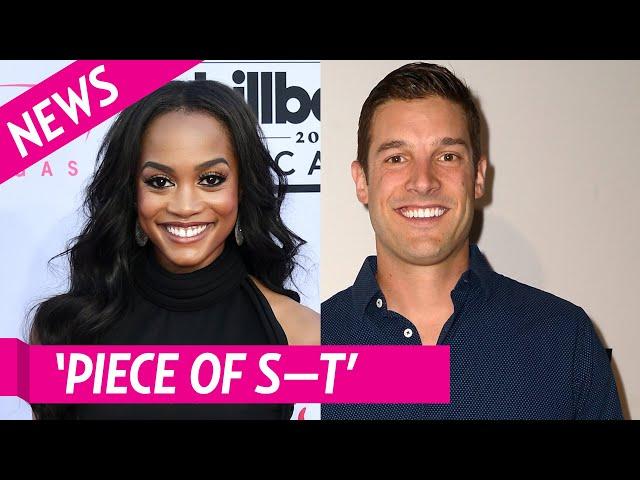 Rachel Lindsay Calls Garrett Yrigoyen a 'Piece of S- -t' Amid Becca Kufrin Split Rumors