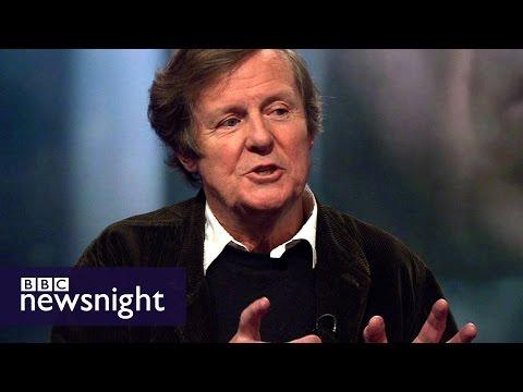 Scriptwriter David Hare on Denial, truth and Trump - BBC Newsnight