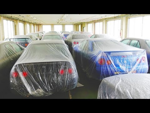 Cheap Nissan Skyline trove hides in hidden warehouse in rural Japan