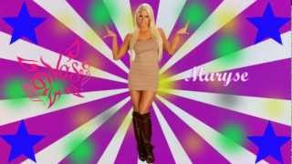 "WWE: Maryse Theme Song ► ""Pourquoi?"" + Download Link - HD"