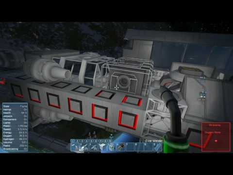 Space Engineers | Planet Survival - Ep 30 | New Mining Ship Reveal