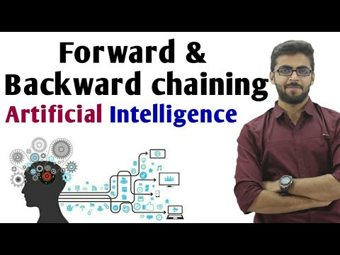 Inference in artificial intelligence | forward chaining & backward chaining artificial intelligence