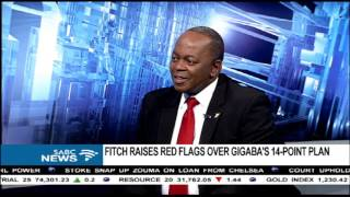 Fitch raises red flags on Gigaba's 14 point plan