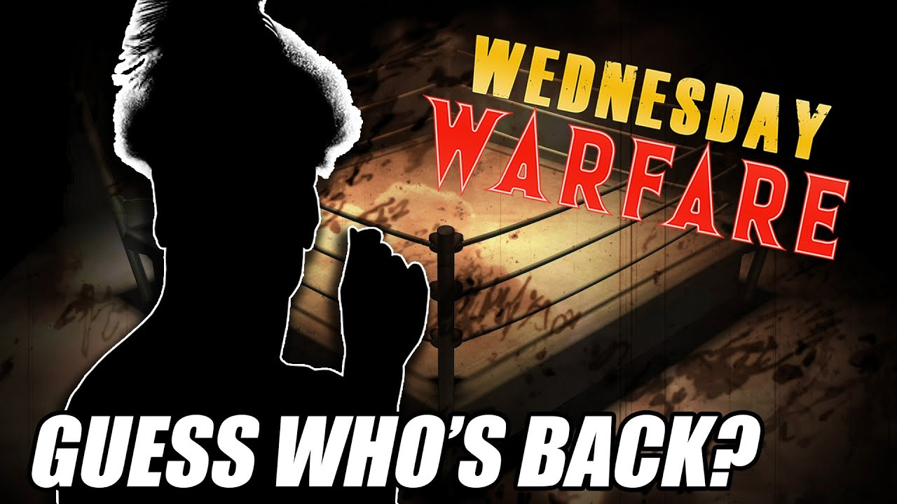 Guess Who's Back on NXT?  Ugh ... | Wednesday Warfare (August 12, 2020)