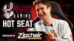 Febiven Reveals How to Succeed in Life | Zipchair Hot Seat