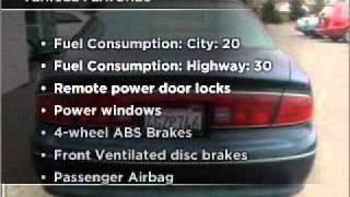 2000 Buick Century - Fairfield CA