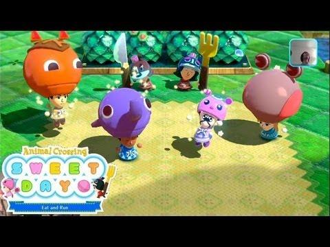 Nintendo Land Tour: Animal Crossing Sweet Day (Co-Op