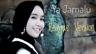Gambar cover Ya jamalu reggae version cover by fairuz