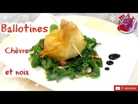 recette-de-nÖel-vÉgÉtarienne-✨👍🏻🎅🏻☃️-entrée-ballottine-chèvre-et-noix-au-miel-un-dÉlice-😋