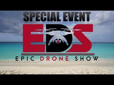 Epic Drone Show – Mavic Air Shipping Delays