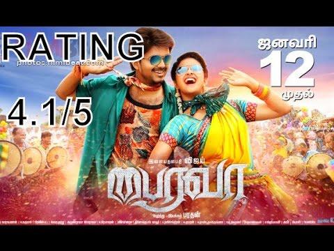 Bairavaa Review and Rating | Vijay,...