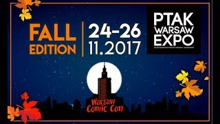 Relacja z ComiCon Fall Edition 2017