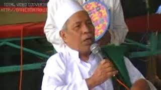 Ceramah Alm. Habib Hamid bin Alwi Alatas ( A'wan NU) Haul Habib Salim bin Segaf Al Habsyi Pemalang