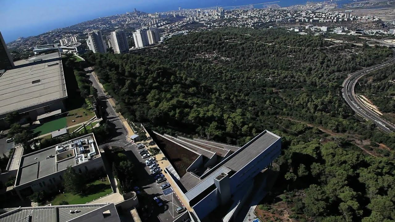Look Up! ASUH...supporting the University of Haifa - YouTube