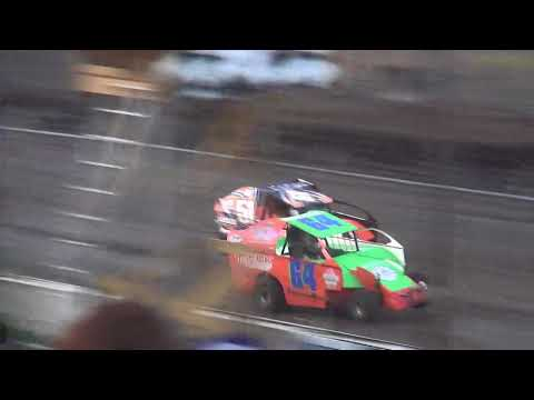 BCS Micro Mod feature Benton County Speedway 7/22/18
