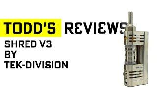Shred V3 by Tek Division