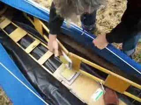Folding Kayak Hammer Seewolf Assembly