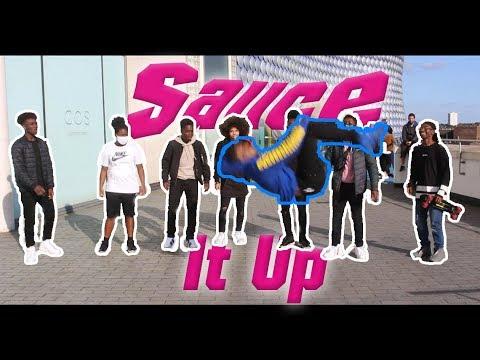 Lil Uzi Vert - Sauce it Up Dance Video (Millennium Point, Birmingham, Bull Ring)