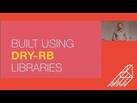 RubyConf AU 2017 - Taking Refinery off the Rails, by Philip Arndt & Samuel Seay
