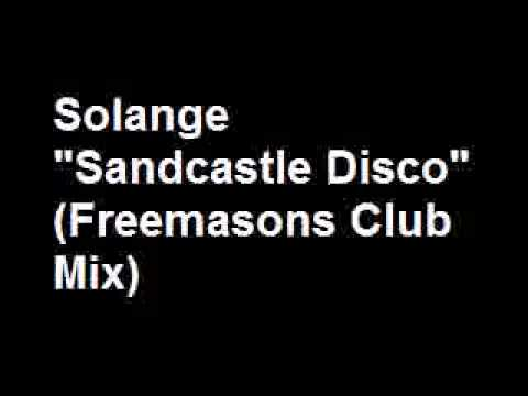 Solange - Sandcastle Disco (Freemasons Club Mix)