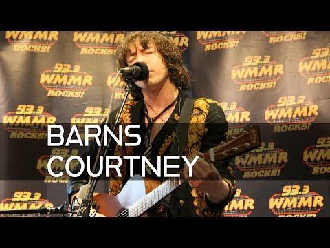 Barns Courtney - 99 - live on the Preston & Steve Show