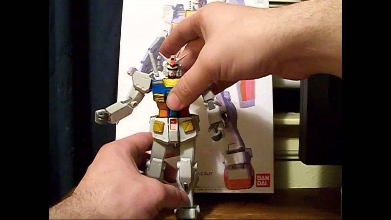 Mg 1 100 Uc Rx 78 2 Ver Ka Gundam Model Review Youtube Rx78 Verka 114215