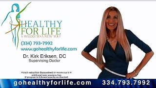 Healthy For Life Zerona Laser and Weight Loss Center Commercial 2